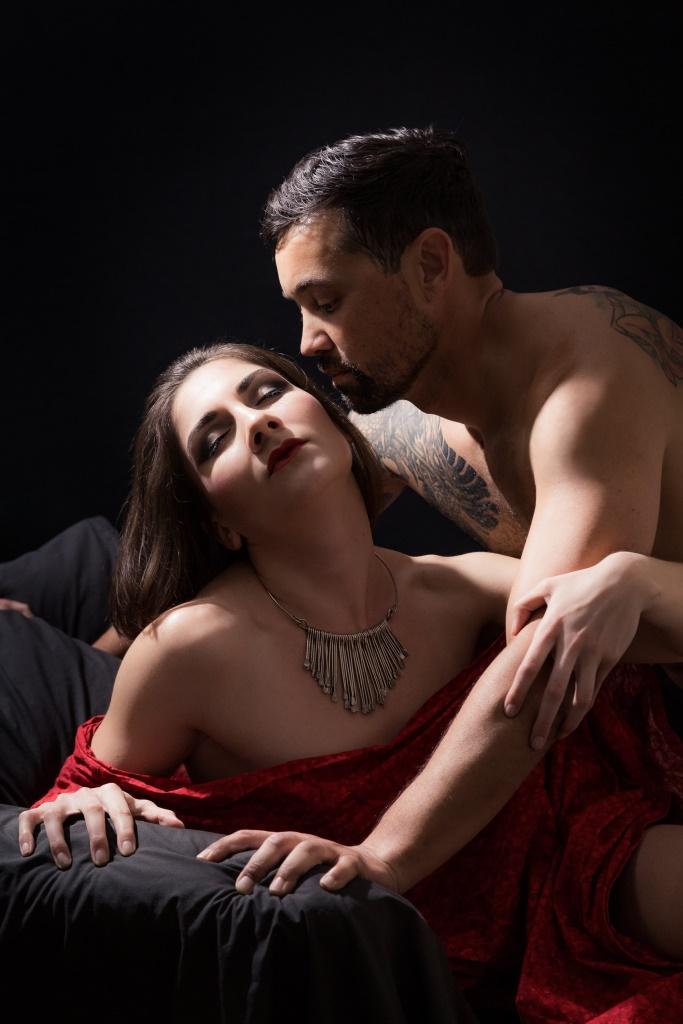 """Shakespeare's """"Antony and Cleopatra"""" Under the Stars"""