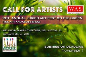 Art Fest on the Green - Wellington Art Society