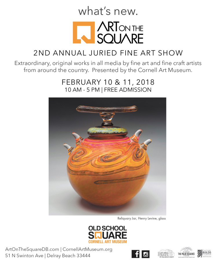 Art on the Square: A Fine Art Show