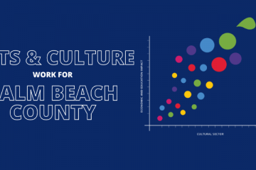 Arts & Culture Work for Palm Beach County