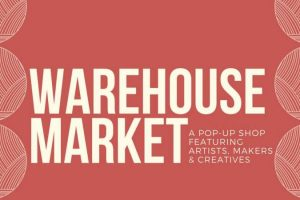 Arts Warehouse - Warehouse Market