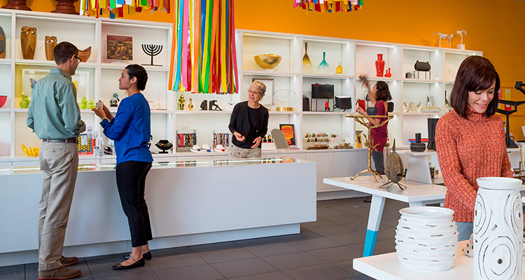 Boca Raton Museum of Art Gift Shop
