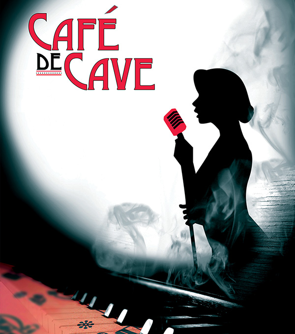 Café de Cave, Love Songs and Poems
