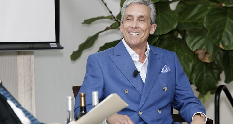 Charles Cohen - Culture & Cocktails February 2019