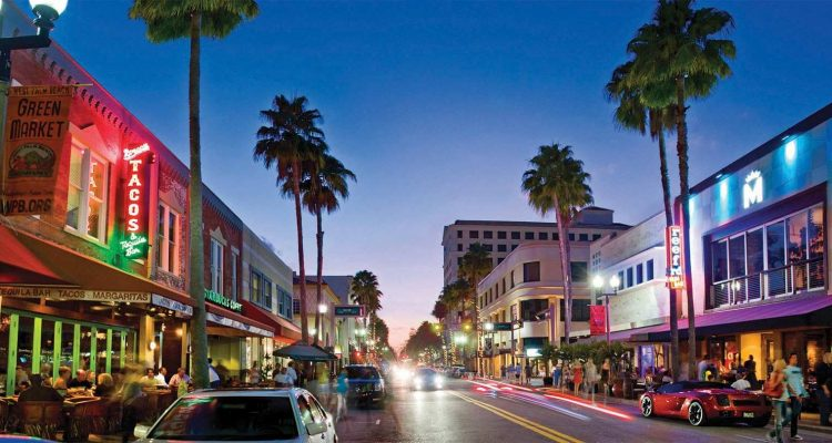 Clematis Street - West Palm Beach - art&culture magazine