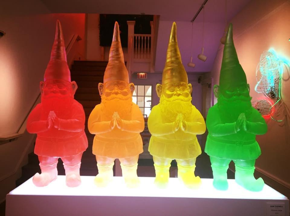 Cornell Museum - Sam Tufnell