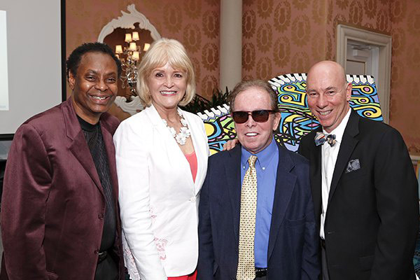 Culture & Cocktails: Tickling the Keys