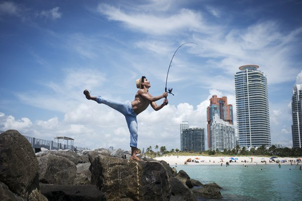 Dancers Among Us - Miami City Ballet dancer Andrei Chagas photo by Jordan Matter