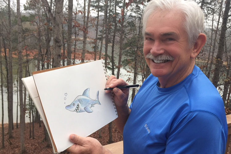 Storytime Session with children's author Dave Ross