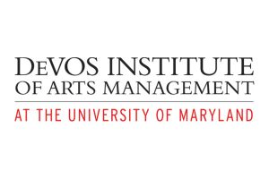 DeVos Institute of Arts Management logo