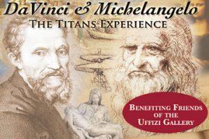 Discover DaVinci & Michelangelo: The Titans Experience