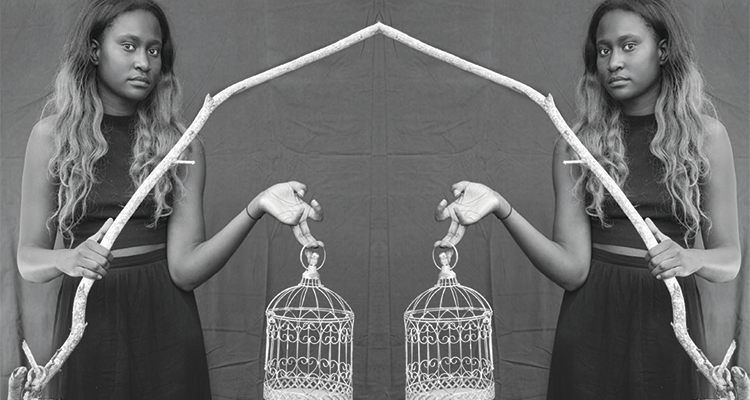 Woman: Untitled