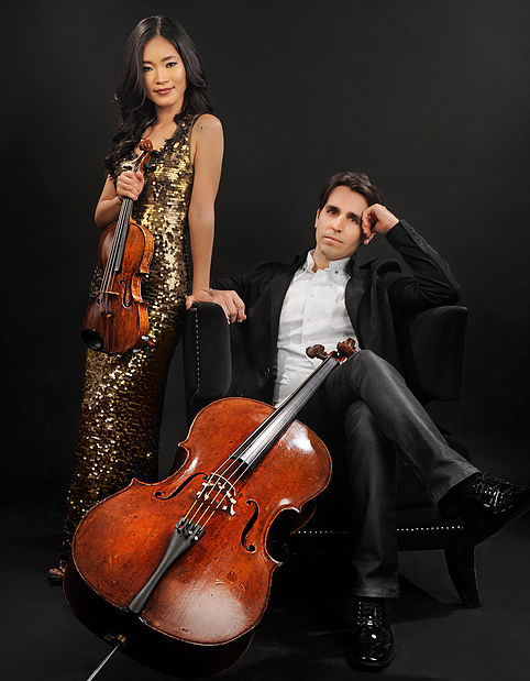 DUO-B in Concert: Tango for Violin and Cello