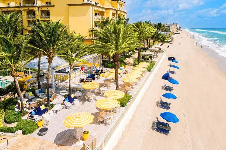 Boca Resort Spa Package
