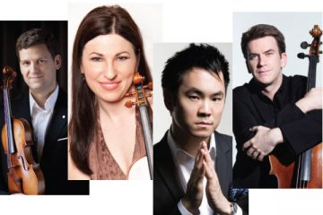 Ehnes Quartet - Chamber Music Society of Palm Beach