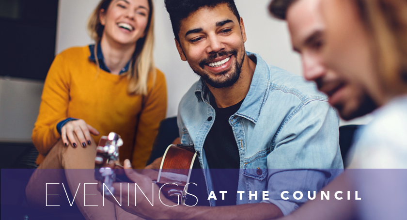 Evenings at the Council - 2018-19 Season