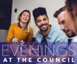 Evenings at the Council 2018-2019 Season