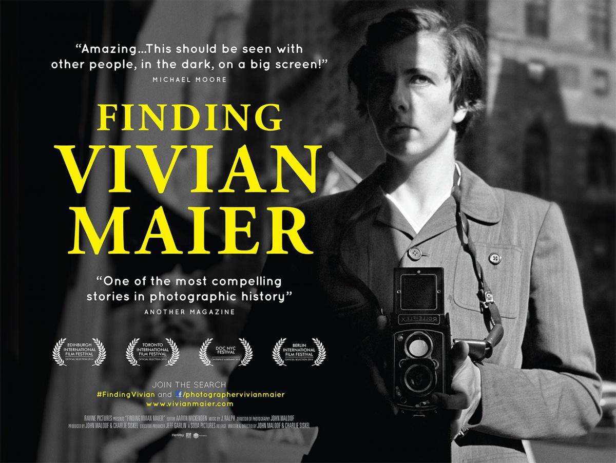 Finding Vivian Maier film at the Boca Raton Museum of Art