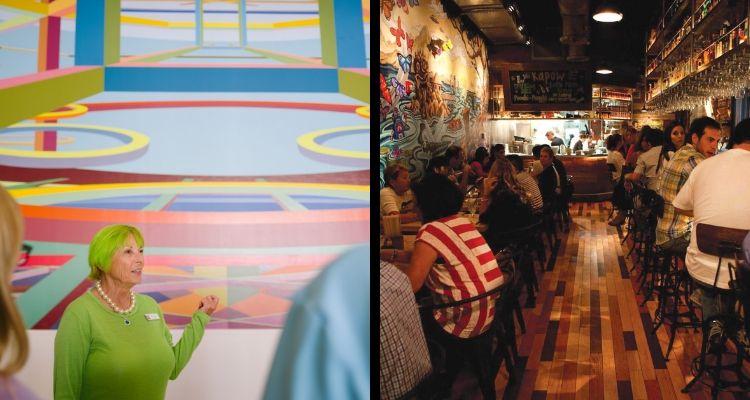 Boca Raton Museum of Art, Kapow Noodle Bar