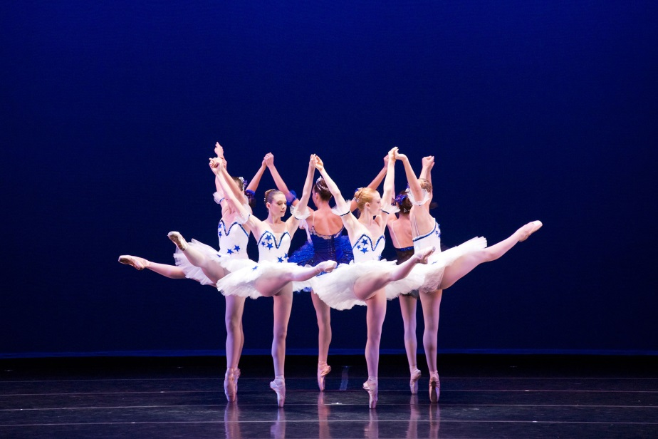 Annual Winter Performance at the Harid Conservatory of Dance