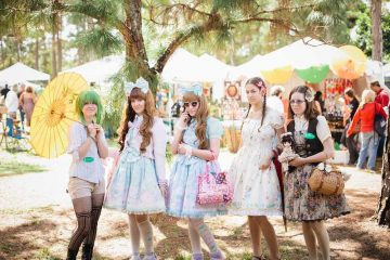 Hatsume Fair - Morikami Museum & Japanese Gardens