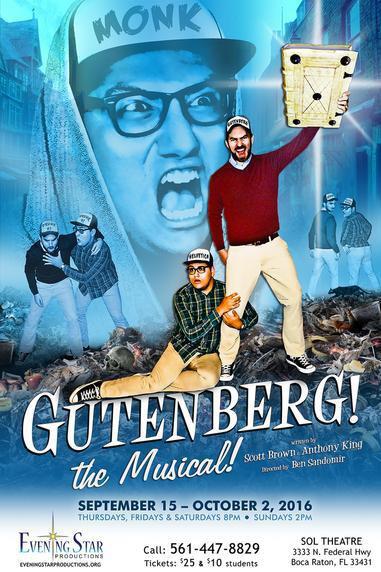 Gutenberg! The Musical