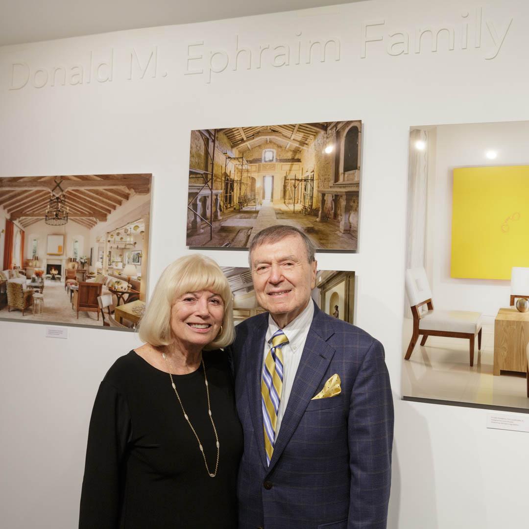 Maxine Marks and Don Ephraim