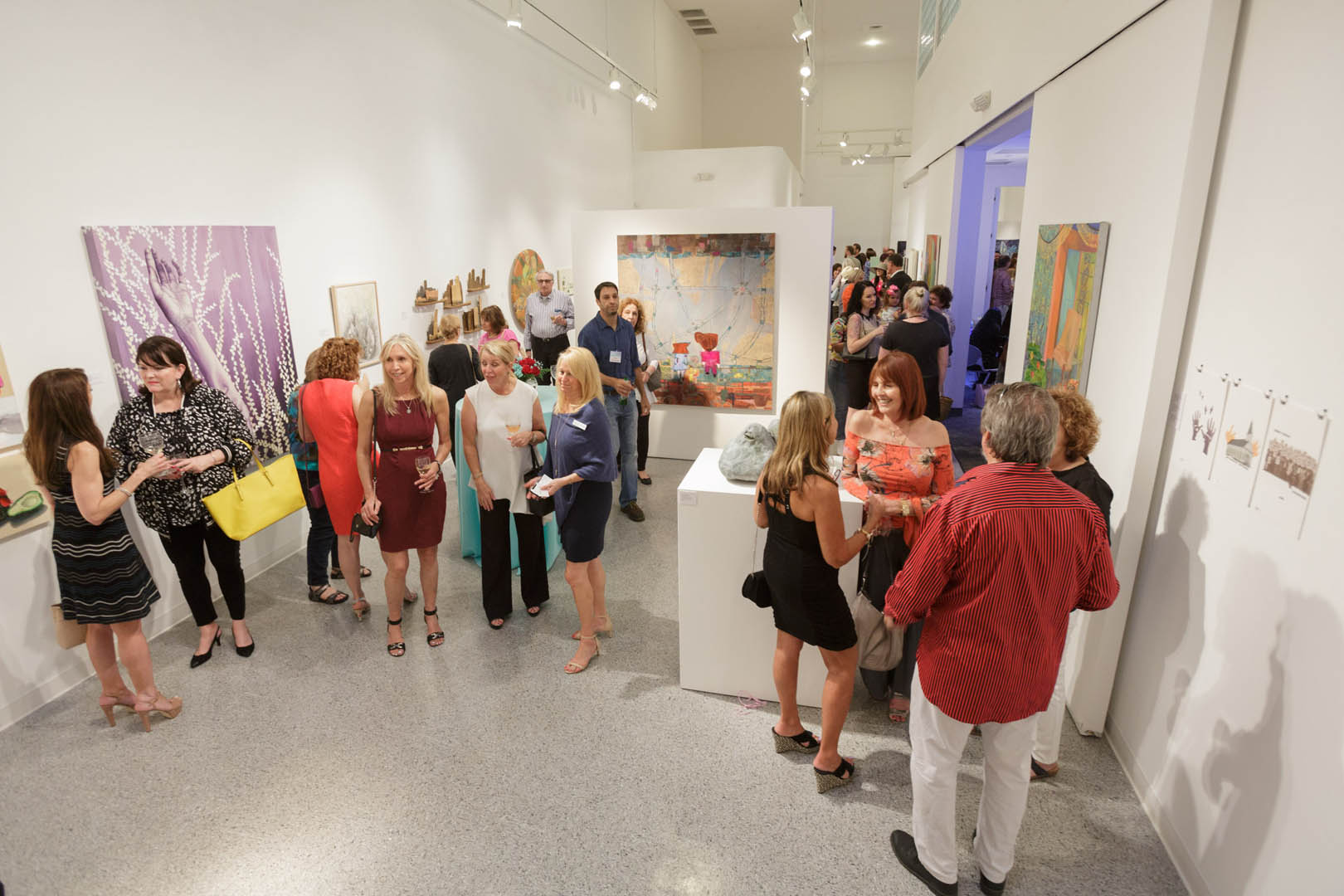 Educators and Artists - Opening Reception