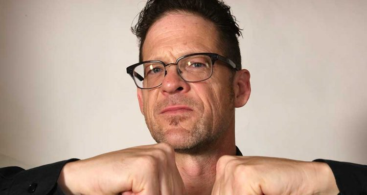 Jason Newsted - Photo by Harry Benson