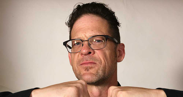 RaWk The Art of Jason Newsted. Photo by Harry Benson.