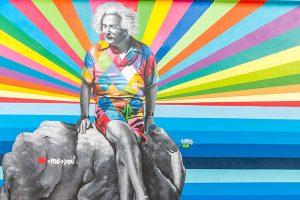 KOBRA Mural Subculture Coffee West Palm Beach