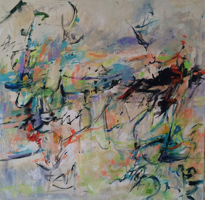 Karen H. Salup - In the Spirit of Abstraction
