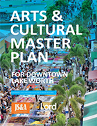 Lake Worth Arts & Cultural Master Plan 2018