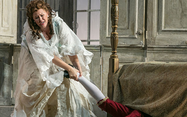 "Mozart's ""Le Nozze di Figaro"" this weekend"