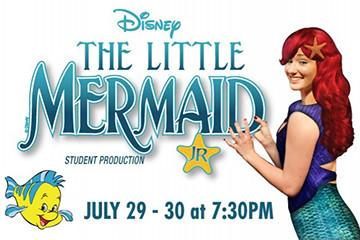 Little Mermaid Jr - Maltz Jupiter Theatre