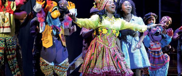 Maltz Jupiter Theatre - The Wiz