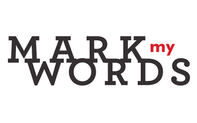 Mark My Words exhibition