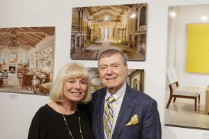 Maxine Marks & Donald M. Ephraim - credit JACEK Photo