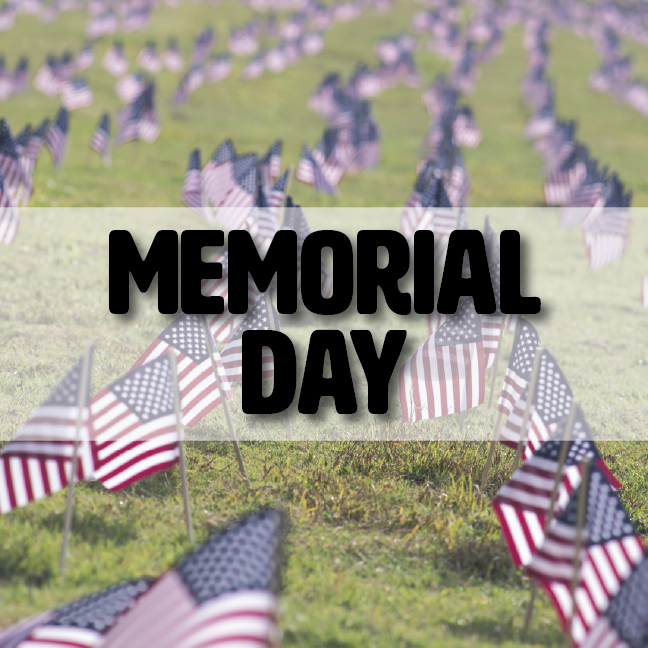 Memorial Day Services Honoring Those Who Gave All