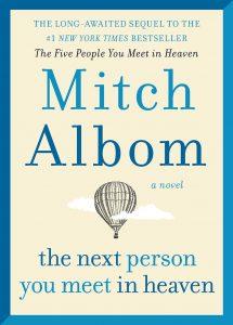 Mitch Albom The Next Person You Meet in Heaven Palm Beach Book Festival 2019
