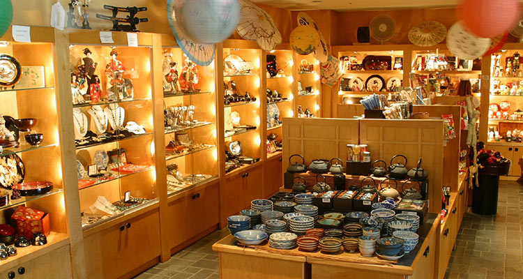 Morikami Museum and Japanese Gardens Gift Shop