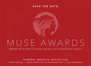 2018 Muse Awards - Save the Date