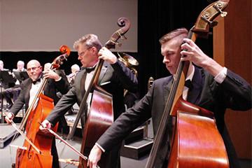 New Gardens Band - Cellos