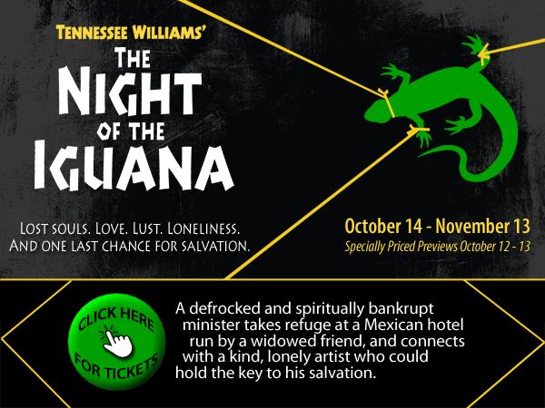 "Tennessee Williams' ""Night of the Iguana"""