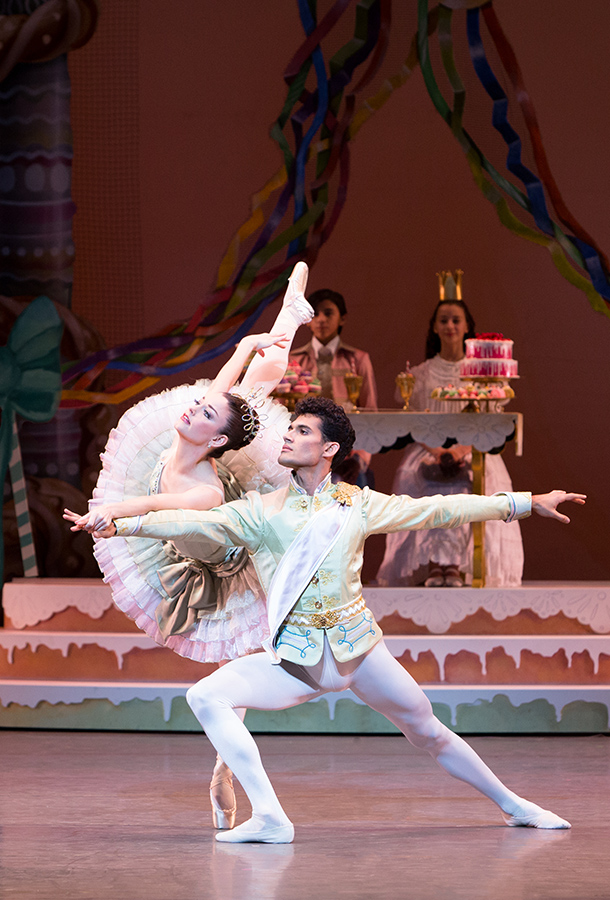 """Miami City Ballet's new production of """"George Balanchine's The Nutcracker®"""""""