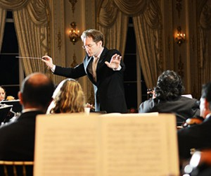 Palm Beach Symphony - Ramon Tebar conductor
