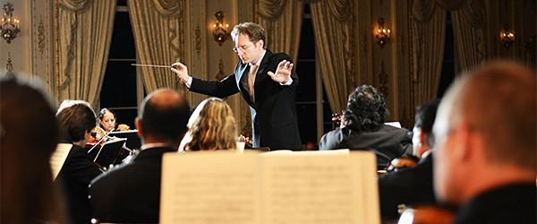 Palm Beach Symphony - Ramon Tebar conductor