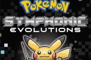 Pokemon Symphonic Evolutions - Kravis Center