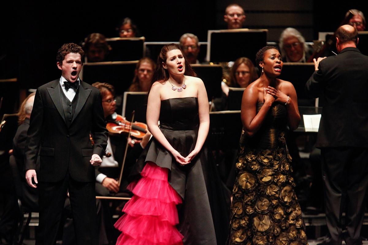 Palm Beach Opera presents A Night of Rising Stars & Classic Melodies