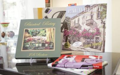 Uniquely Palm Beach Store - Book Sale